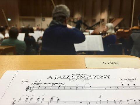 George Antheil: Jazz Symphony · Piano Concerto No. 1