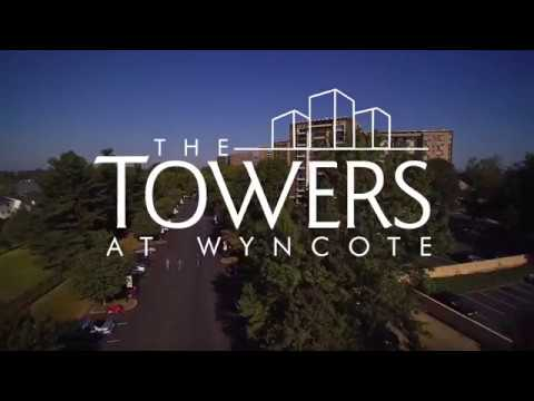 Move Up To Towers At Wyncote Apartments - 2 Minute Tour