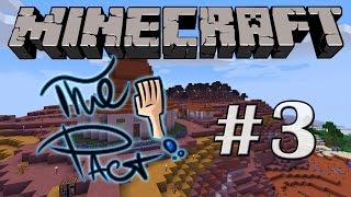 Minecraft The Pact SMP - #3 - Май станах убиец