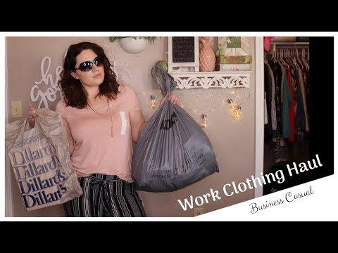 work-clothing-haul- -try-on-style- -kohls-&-target
