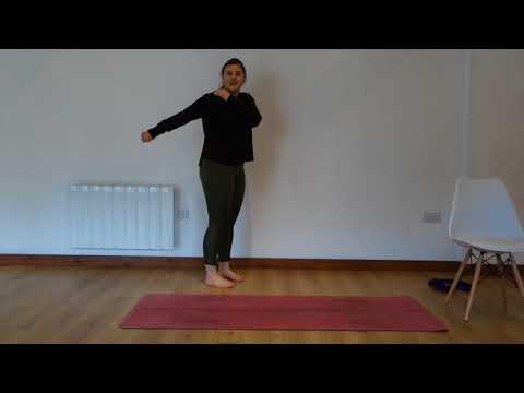 Yoga Osteo Shoulder & Chest Stretch (ANTERIOR)