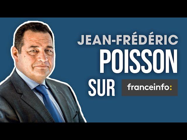 Attentat de Rambouillet - JFP dans la matinale de FRANCE INFO | 24 av. 2021
