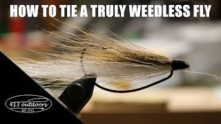 How to Tie a Weedless Bass Fly
