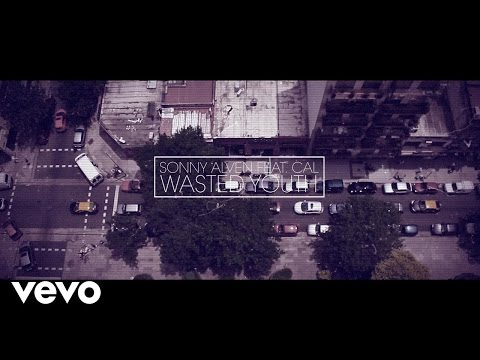 Sonny Alven - Wasted Youth (Lyric Video) ft. Cal