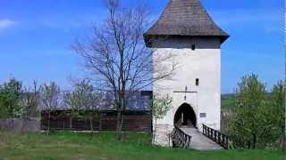 Путевые заметки.Пятничаны,апрель 2012:Башня и крепость