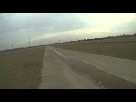 Sky-Hero Speed testing at GCRC with KDS MODELS USA