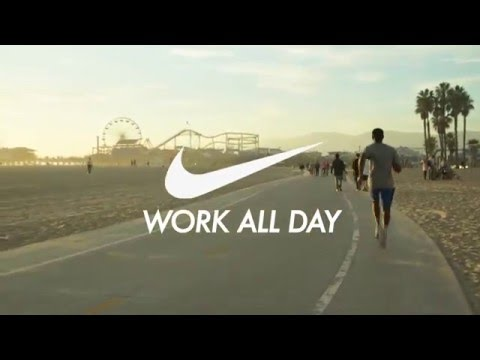Work All Day - Nike