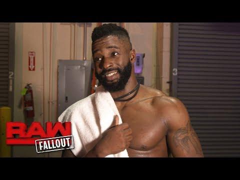 "Drew Gulak faces a ""new' Cedric Alexander next Monday night: Raw Fallout, Dec. 11, 2017"