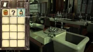Syberia (10 / 21) Фигурка Мамонта. Библиотека. Звуковой валик. Начальник станции