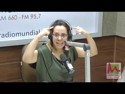 Divina Matrix - Adri Alves - 12-09-2019 - Rádio Mundial
