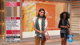 HSN  Patricia Nash Handbags 08.15.2017 - 10 PM