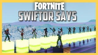Swiftor Says in Fortnite Creative #5! Operation: RUTHLESS