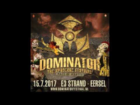 Dominator Festival 2017 - Maze of Martyr | DJ Contest Mix by WATERMAN