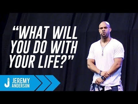 Powerful Youth Motivational Speaker | Jeremy Anderson | Grand Canyon University