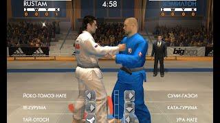 David Douillet Judo| Мастер дзюдо Прохождение#1