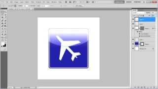 How to Create iPhone Style Icon in Photoshop