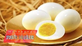 Haşlanmış Yumurta Nasıl Soyulur? | Haşlanmış Yumurta En Kolay Nasıl Soyulur?
