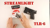Streamlight TLR 6 vs CT Laser Guard Pro - YouTube