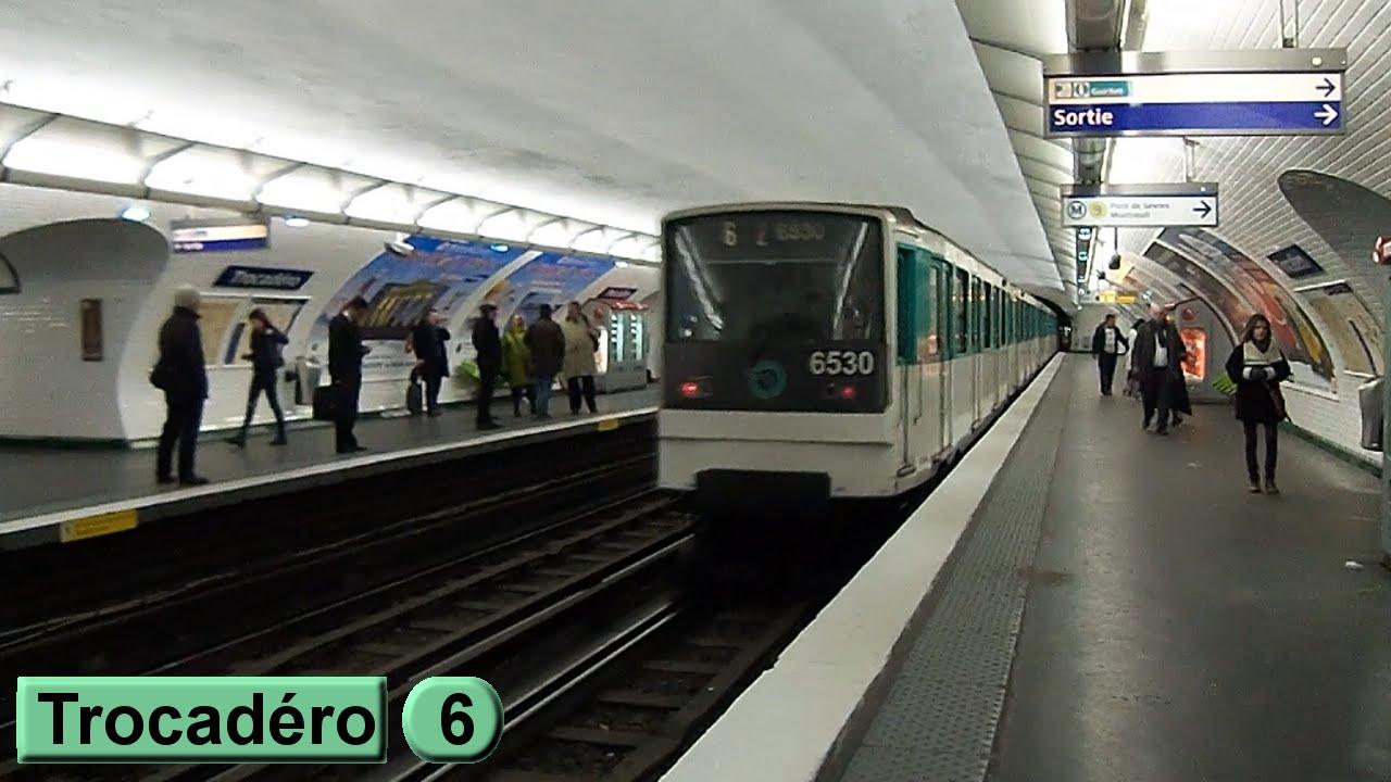 Ligne 9 trocadero