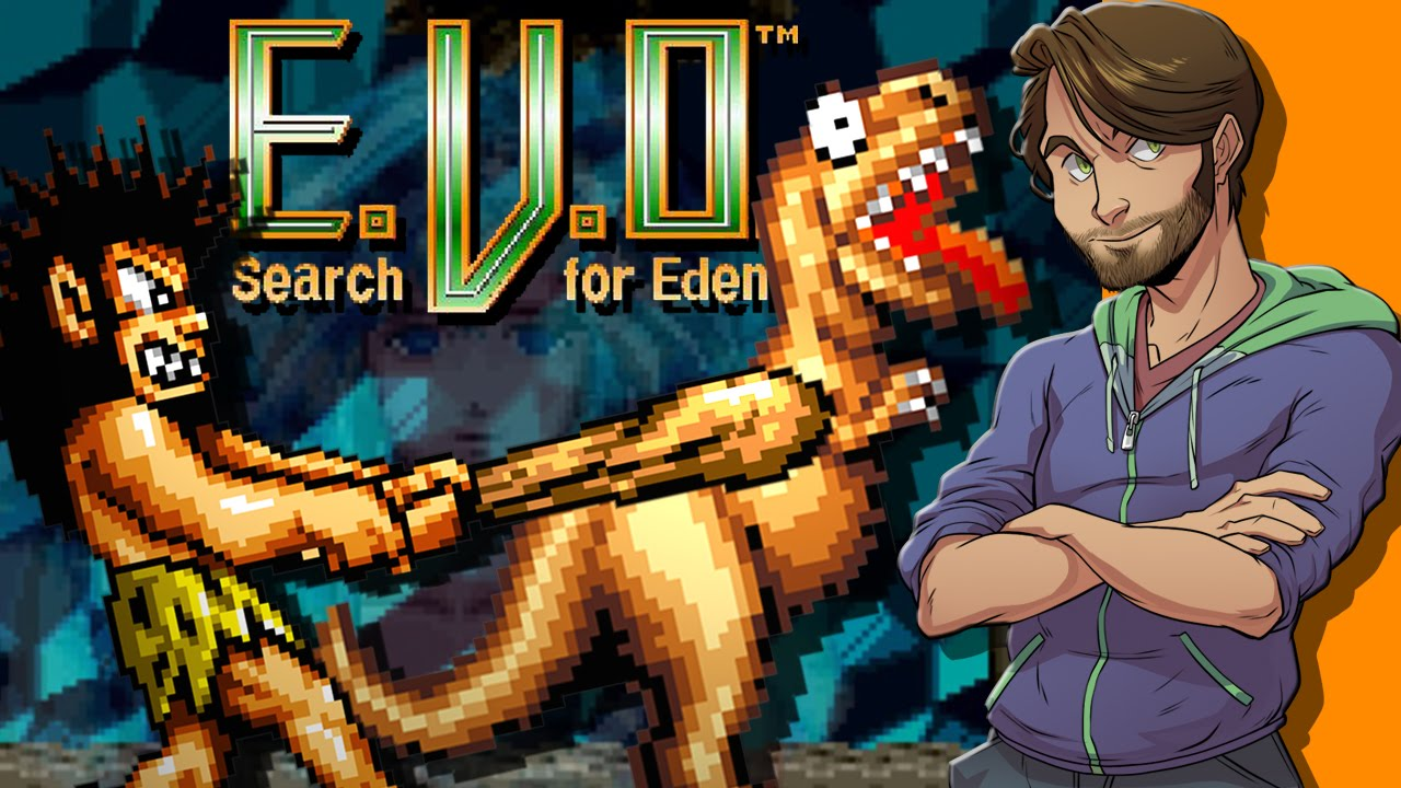 E.V.O. Search for Eden  - SpaceHamster
