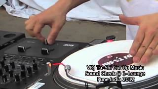 VDJ Ta Shi 1 Lounge Pune India Sound Check