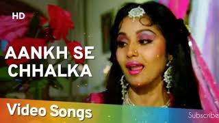 aankh se chalka aansu audio song