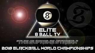 2018 Blackball International World Championships