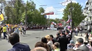 Парад  1 Мая 2015 г.Симферополь(, 2015-05-02T12:17:49.000Z)