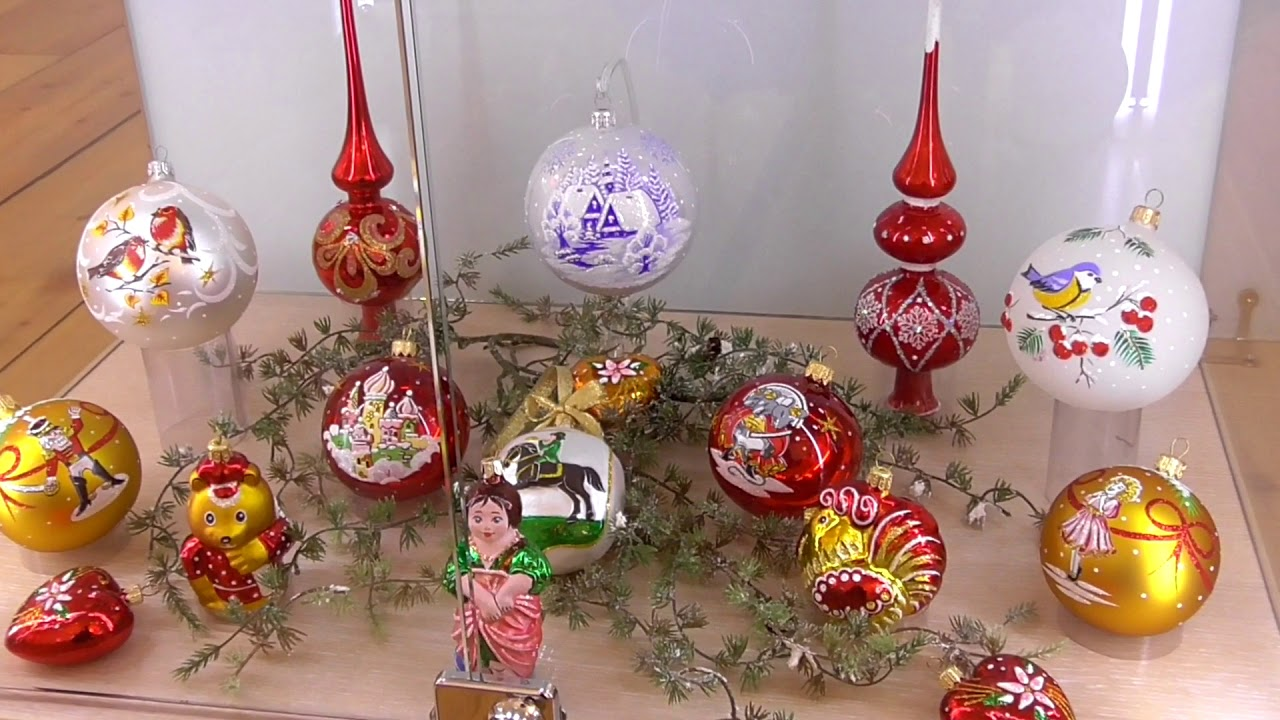russian christmas tree decorations