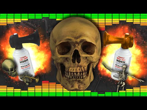 Spooky Scary Skeletons - MLG Airhorn Remix [SPOOK WARNING