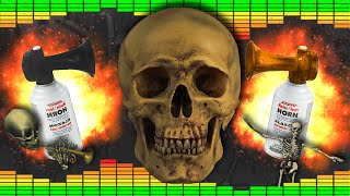 Spooky Scary Skeletons - MLG Airhorn Remix [SPOOK WARNING]
