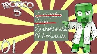 Tropico 5 : ZéProfDéMatématico ! #1
