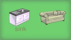 The names of some furniture