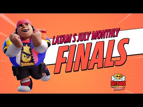 Brawl Stars Championship 2021 - July Monthly Finals - LATAM S