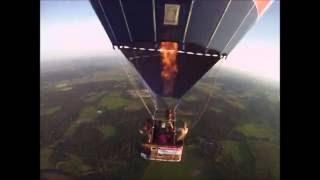 Ballonvaart van Ommen naar Hoonhorst