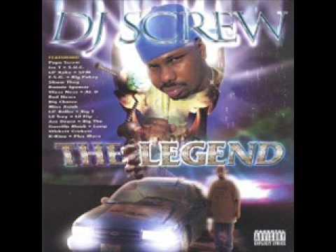 DJ Screw - One Life To Live Ft, Al-D, Dat Boy Grace , And Wood (Regular Speed Version)