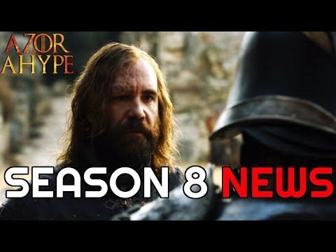 Game of Thrones Season 8 News - Game of Thrones Season 8 Predictions!