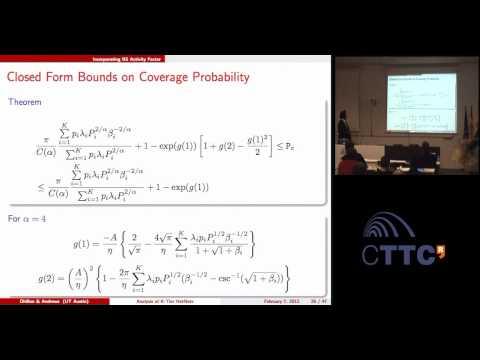 Analysis of K-tier Heterogeneous Cellular Networks