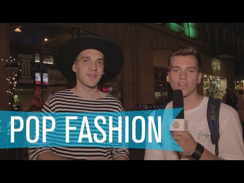 Pop Fashion | WHAT'S UP MONTREAL?