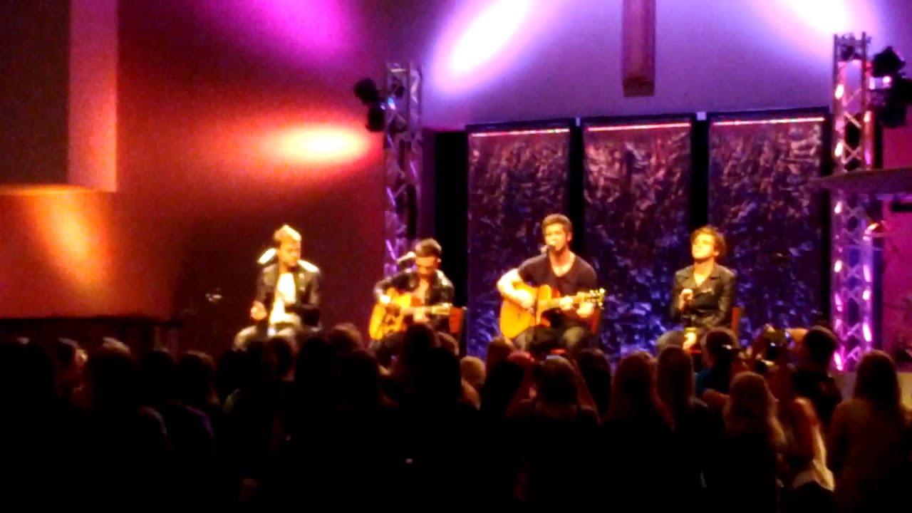 Anthem Lights LIVE Concert @ Shelter Cove Community Church, Modesto, CA  [April 7th 2013] Part 1