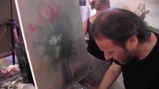 БЕСПЛАТНО! Мастер-класс масляной живописи от художника Игоря Сахарова
