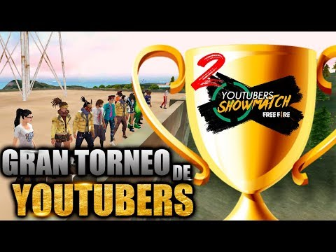 GRAN TORNEO DE YOUTUBERS FREE FIRE CON DONATO, WATZAP, BOOMSNIPER Y MÁS!!