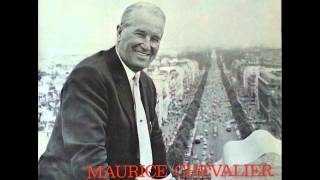 Maurice Chevalier - La petite Tonkinoise