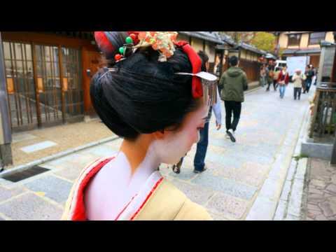 Kyoto 2013 Geisha(maiko)experience
