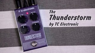 Thunderstorm by TC Electronic