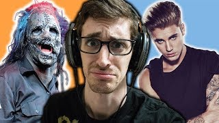 """Hip-Hop Head's FIRST TIME Hearing """"Psychosocial Baby"""" by SLIPKNOT & JUSTIN BIEBER!!"""