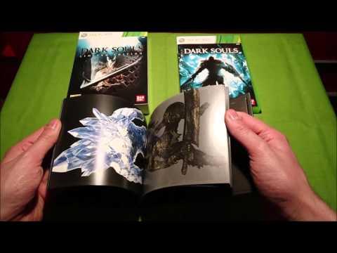 Unboxing Edición Coleccionista Dark Souls
