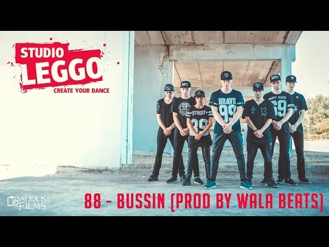 88 - Bussin (Prod by Wala Beats) Choreo by Dennis Sychik #alexkfilms Dance Video