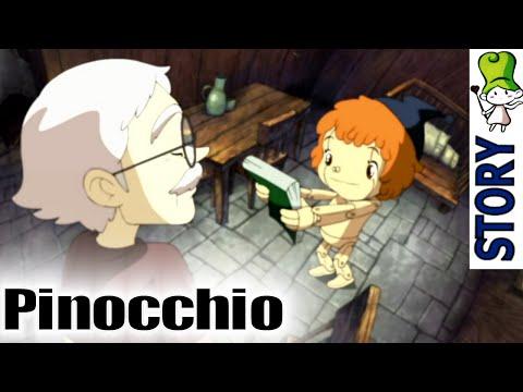 Pinocchio - Bedtime Story (BedtimeStory.TV)
