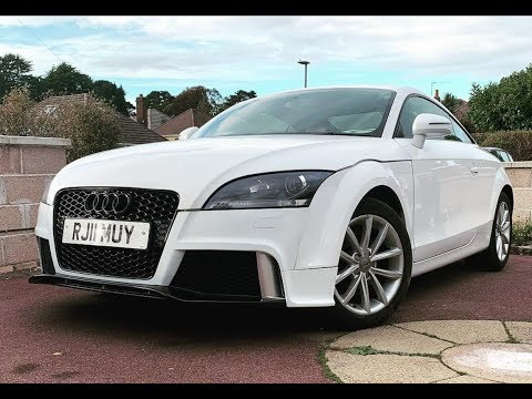 Fitting A TT RS Frontend On My Audi